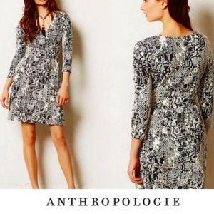 Anthropologie HD in Paris xs snakeskin dress